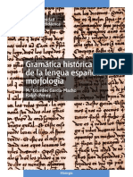 Gramática Histórica de La Lengua Española Morfología by M.ª Lourdes García-Macho Alonso de Santamaría, Ralph Penny (Z-lib.org)