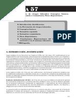 TEMA 57 - PREVENCION DE RIESGOS LABORALES - 2