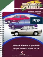 Manual Técnico de Injeção Eletrônica Monza e Kadett e Ipanema - Mecanica2000