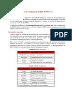 Manual com uso do SOAP - Manual ELT WebService Transp SOMPO