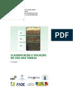 Curso_Agric-Famil-Sustent_Classificacao-Vocacao-Uso-Solos    DA  UFSM