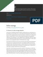 Artigo Constante Solar
