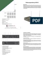FM-Empfänger SDR-20