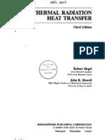 Thermal Radiation Heat Transfer, Third Edition