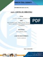 INFORME N°001-2021CVC-FVL- 1°-2°-3°-4° SEMANA DE MARZO