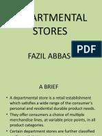 Departmental Stores