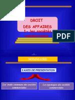 Droit Des Affaires 1