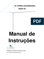 Manual de instruções GBAS36 - 08032013 (1)