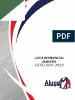 Catálogo MARZO 2019