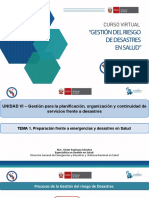 PPT U6-T1 Preparación Frente a Emergencias y Desastres en Salud. (1)