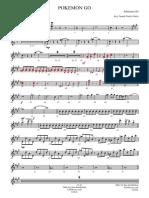 Pokemon Go Medley - Saxofón Contralto 1