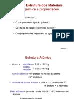 Cap 6 - Ligacao quimica
