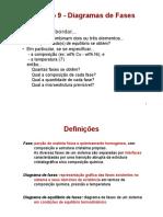 Cap 9 - Diagramas de fases_2011
