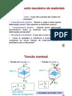 3 - Propriedades mecanicas