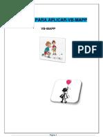 Manual Avaliação Vb-mapp