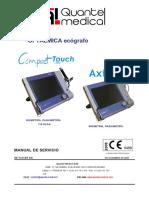 Compact Touch Manual Servicio Traduccion