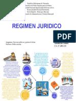 Mapa mental Regimen Juridico