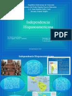 Independencia Hispanoaméricana