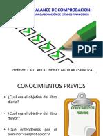 Taller 7 Balance de Comprobacion PDF