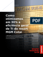 Lenovo Cases - MGM Cotai