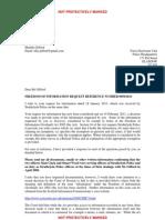 FOI from Strathclyde Police - BAA contract