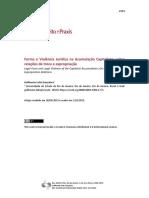 GONCALVES, Guilherme Leite. Forma e Violência Jurídica na Acumulação Capitalista sobre relações de troca e expropriação