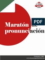 maraton de pronuncacion EN RUSO