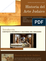 Historia del arte Judaico