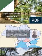 Askania-Nova. Rezervație naturală