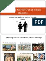 Enfoque de GENERO en El Espacio Educativo (1)
