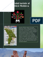 Potențialul turistic al Republicii Moldova