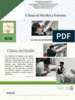 Exposicion Clinica de Heridas 2018