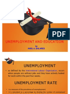 Research papers on unemployment