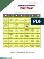 How to study USMLE_Step_1-_42 days