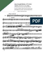 Reicha, A. 5teto op.91 n.1 in C M parte de flauta
