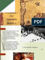 03. mov lit vat II e Conceito Liturgia