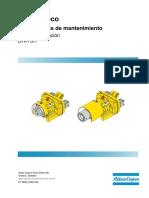 UNIDAD DE ROTACIÓN Maintenance instructions DHR 6H