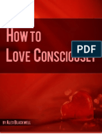 How to Love Consciously