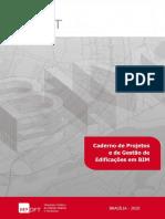 Caderno BIM MPDFT Edição 1 2020 Dezembro