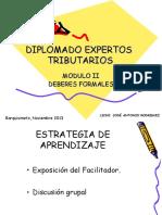 diplomadoexpertos-deberesformales-140327195442-phpapp01