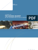 Leasing Market in the Hashimite Kingdom of Jordan 2006