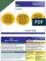 CSA brief preso