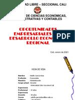 OPORTUNIDADES EMPRESARIALES Y EL DESARROLLO ECONOMICO REGIONAL - copia