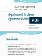 44973496 Arquitectura de Los Reinos Aymaras