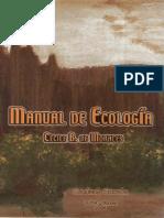 Manual de Ecologia C Morales