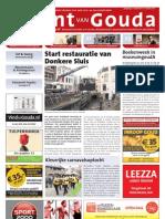 De Krant van Gouda, 10 maart 2011