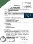 2003 Propuesta para la creación del Núcleo de Telecomunicaciones de la Unet.