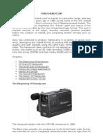 Sony Handycam - AVP Assignment (1)