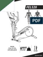 fel520 notice elliptique