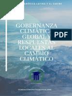 Gobernanza climática global y respuestas locales al cambio climático